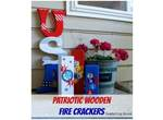 Fun Firecracker Display