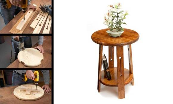 Build a Craftsman Side Table