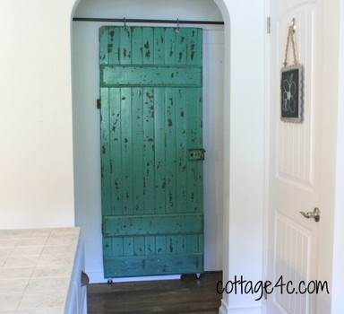 Build a Barn Door