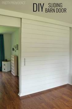 Build a Sliding Door