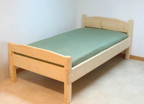 Easy to Build Bed Plans