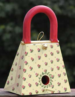 Purse Birdhouse