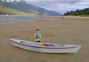 Paddle Canoe for Kids