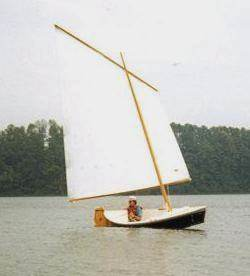 Little Sail Boat