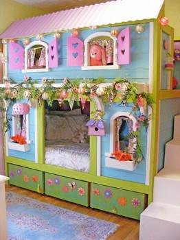 Dream Cottage Plans For Girls