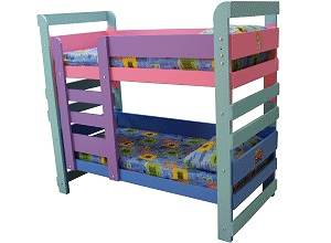 Kid-Sized Modular Beds