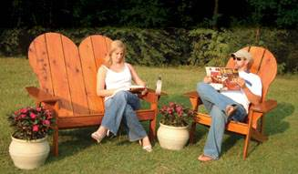 Do It Yourself Outdoor Lawn Furniture