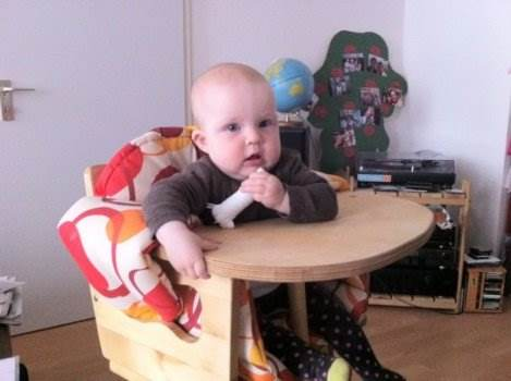 High-Chair Tutorial