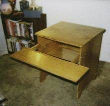 Typing Stand Computer Desk