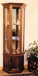 6 Curio Cabinet Plans Free Plans For Building Display