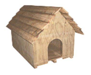 A Dog Kennel