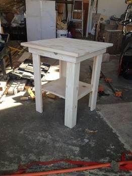 Build from Pallet