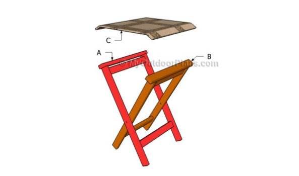 Folding Stool Project