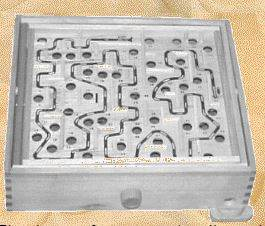 Marble Maze Game Plans