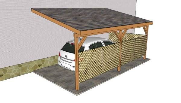 The Attached Carport