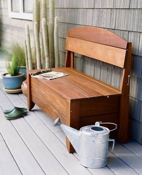 Store Away Bench
