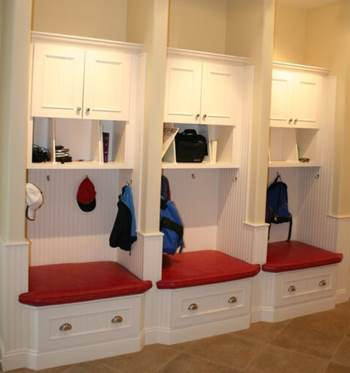 Mudroom Bench with PDF Plans