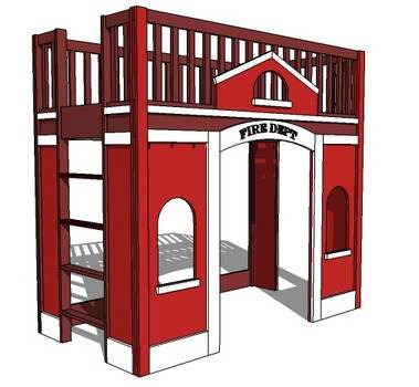 14 Loft Bed Plans Build Space Saving Beds With Free