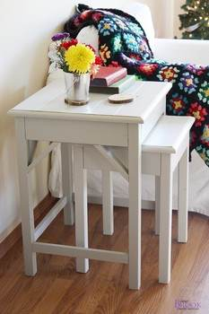 Charming Nesting Tables
