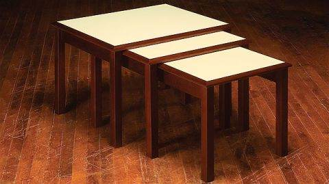 How to Build Nesting Tables