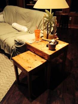 Build Nesting Tables