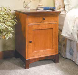 Two-Toned Night   Stand
