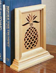 Bookend Scroll Patterns