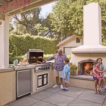 Outdoor Kitchens Designs Plans