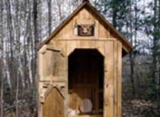 Free Outhouse Plans - FreeWW.com