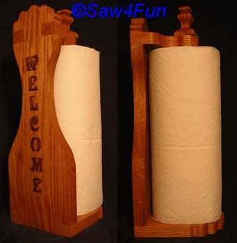 Table Top Towel Holder