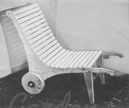 Garden/Porch Chair