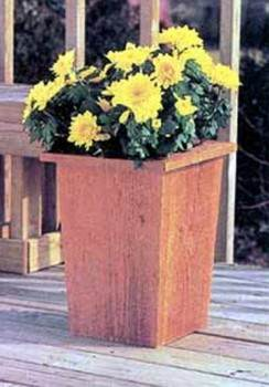 The Tapered Planter Box