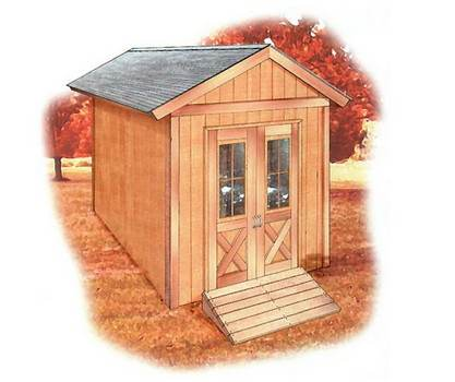 Simple Shed