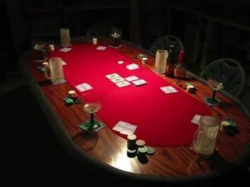 Poker Table Plans Racetrack Poker Table Plans