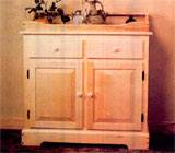 Colonial Dry Sink