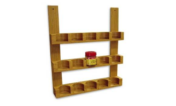 Build a Spice Rack