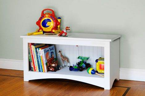 Open Storage Bench