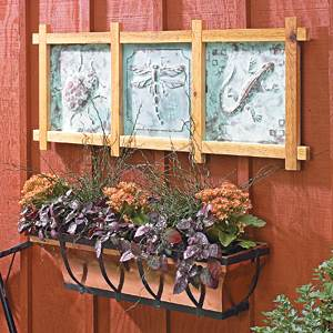 Decorative Panel Trellis