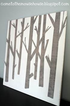 Easy Wall Art Project