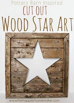 Wooden Star Project
