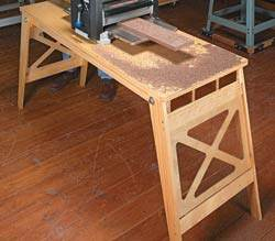 Folding Worktable