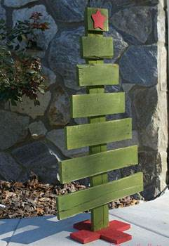 Pallet Tree Project